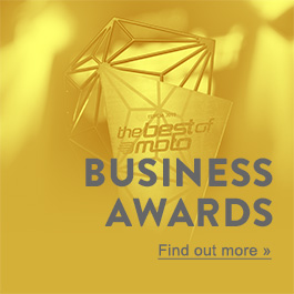 Awards for business events