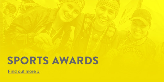 Awards for sports events - offer